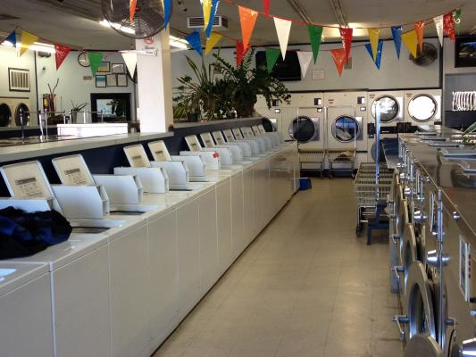 Laundromat In A Great Area Business For Sale