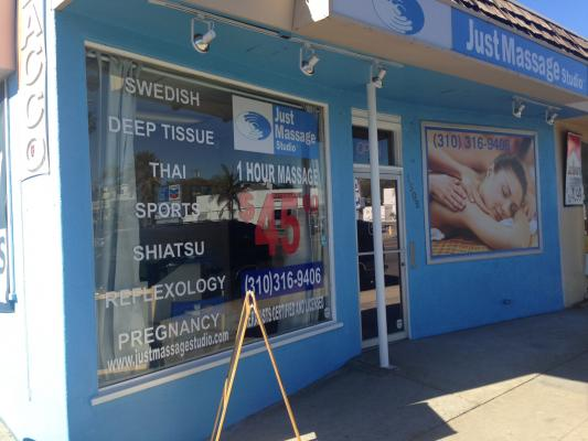 South Redondo Beach Long Established Massage Studio For Sale