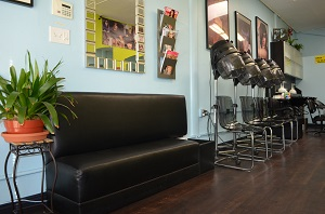 Hair Salon Prime Area Great Low Rent Business For Sale