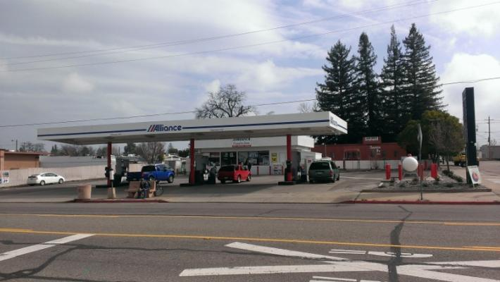 Gas Station With Foodmart Business For Sale