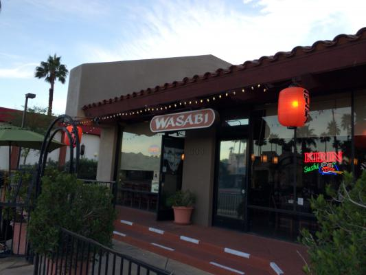 Palm Springs Wasabi Japanese Restaurant For Sale