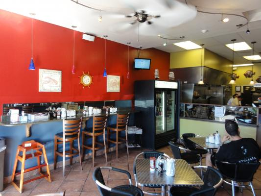 Redwood City Fish And Chips Restaurant For Sale