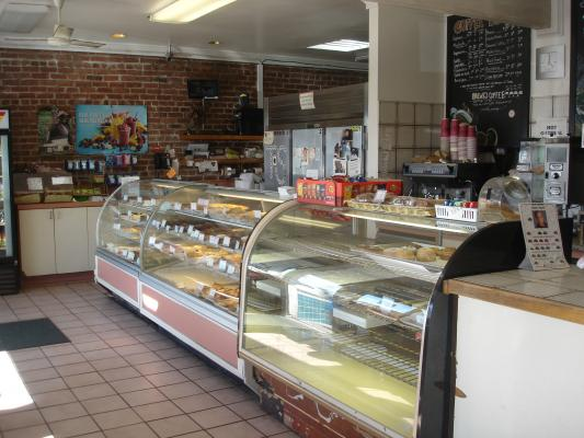 Berkeley Berkeley Donut And Bakery Shop With Parking For Sale