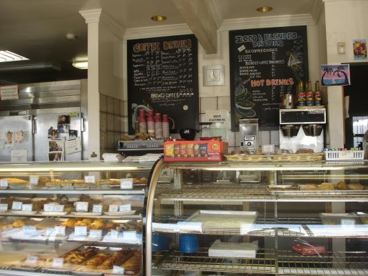 Berkeley Donut And Bakery Shop With Parking Business For Sale