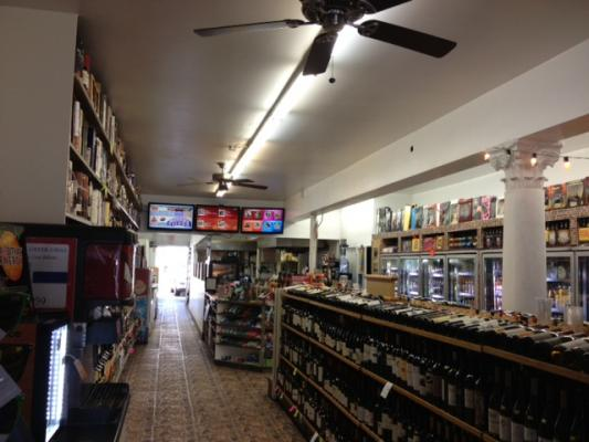 Coronado Liquor Store With Pizza And Greek Grill For Sale