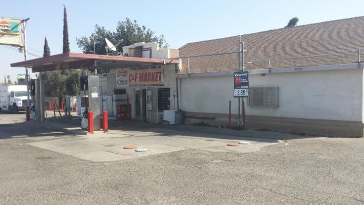 Terra Bella  Gas Station And Mobile Home Park With Real Estate For Sale