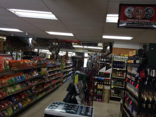 Market And Liquor Store Business For Sale
