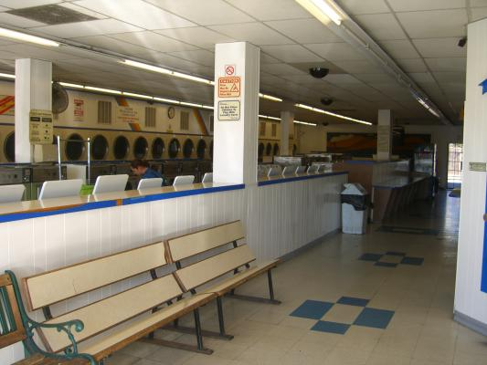 Large Laundromat Business For Sale