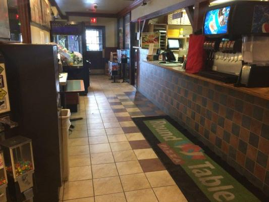 Round Table Pizza Business For Sale