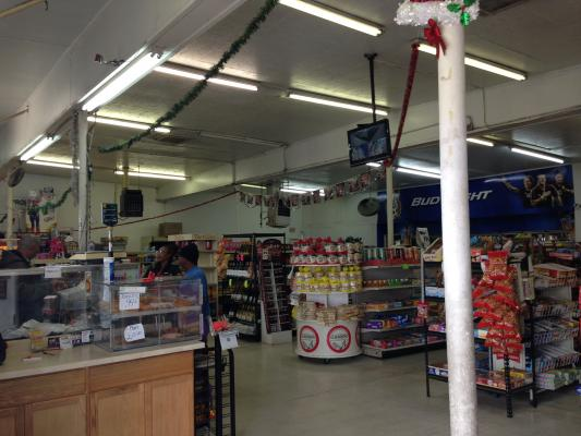 Huge Market With Produce And Meat Business For Sale