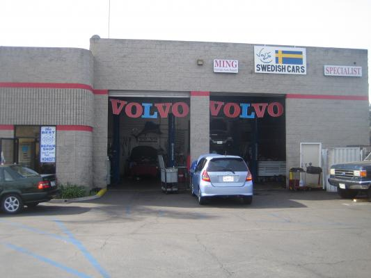 Escondido Auto Repair Shop For Sale