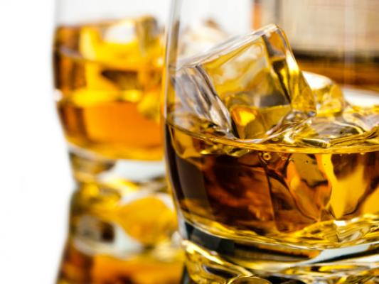Sacramento Rare Type 48 Full Liquor Bar For Sale