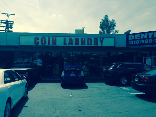 North Hollywood Coin Laundry For Sale