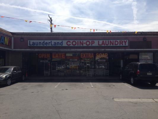 Pomona Clean Coin Laundry For Sale