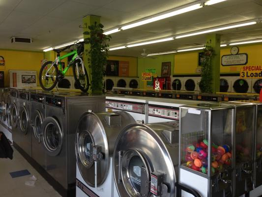 Clean Coin Laundry Business For Sale