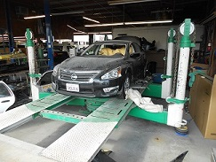 Auto Body - 7 Body Bays 5 Paint 1 Mechanic Business For Sale