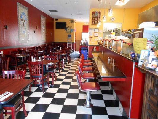 Burlingame Fully Equipped Restaurant For Sale