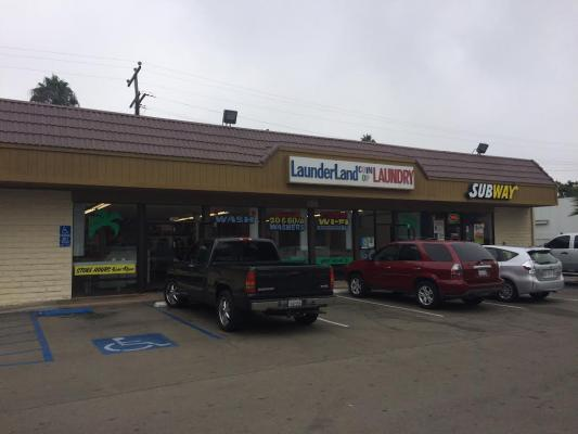 North San Diego County Coin Laundry For Sale