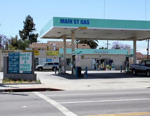 Available gas station c store real estate business for for Houses for sale in los angeles area