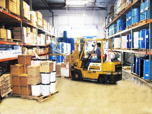 Chemical Manufacturer For Sale In Los Angeles California