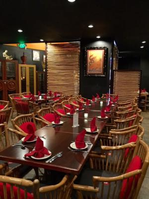 Asian Fusion Restaurant and Bar Business For Sale