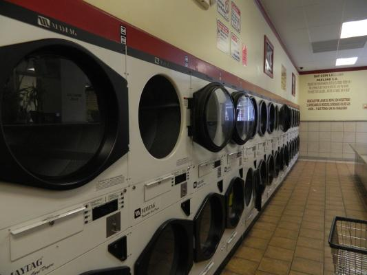 Absentee Run Coin Laundry Business For Sale