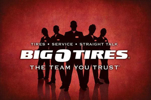 Vacaville, Solano County Big O Tires Corporate Owned Franchise For Sale