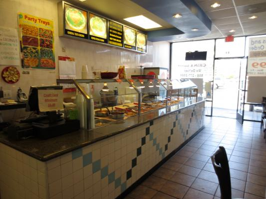 Kearney Mesa, San Deigo Chinese Fast Food Restaurant For Sale