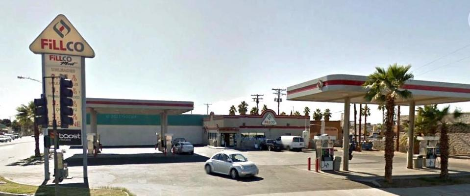 Calexico, Imperial County Bank Owned Gas Station For Sale