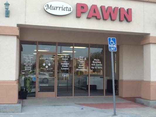 Inland Empire Area High End Pawn Shop For Sale