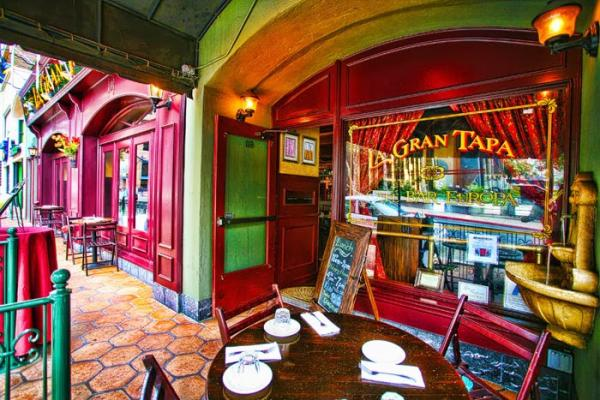 San Diego Theater District Iconic Downtown San Diego Restaurant With Full Bar For Sale