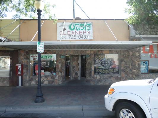 Bakersfield Area Dry Cleaners - Long Established For Sale