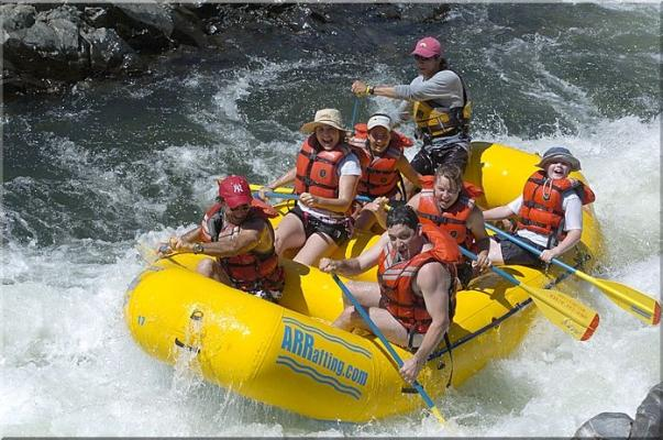 Central, Northern California Successful Established Whitewater Rafting Service For Sale
