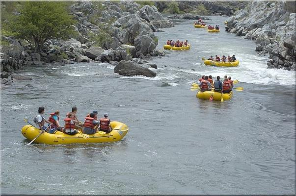 Successful Established Whitewater Rafting Service Business For Sale