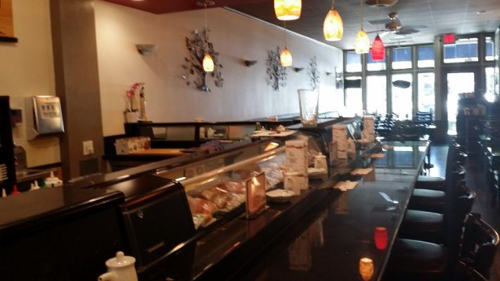 Japanese Restaurant  Business For Sale