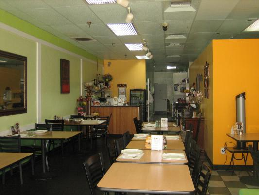 Well Known Thai Restaurant Business For Sale