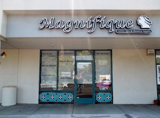 Magnifique Turn Key Salon And Spa Business For Sale