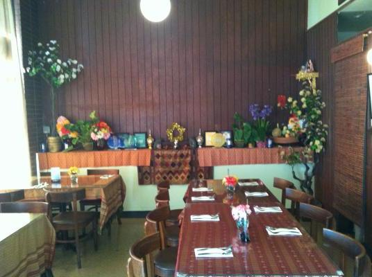 La Habra Great Thai Restaurant For Sale