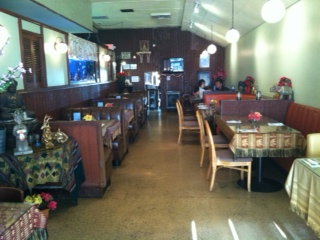Great Thai Restaurant Business For Sale