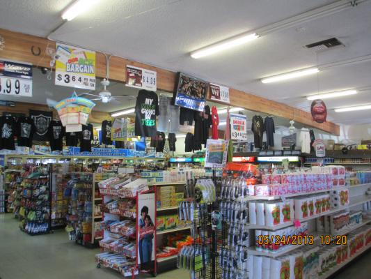 Modesto Liquor Store With Property For Sale