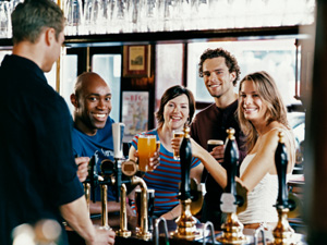 Calabasas Area Sports Bar and Restaurant, Type 47 Liquor License For Sale