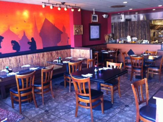 Sushi Thai Restaurant - Price Reduced Business For Sale