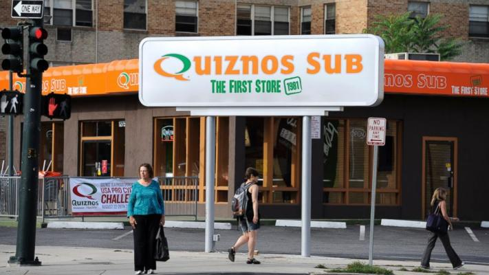 The Busiest Quiznos Franchise Business For Sale