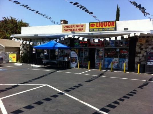 Los Angeles County Area Liquor Store And Mini Market For