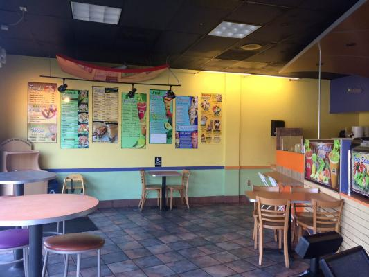 San Diego Smoothie And Juice Cafe For Sale