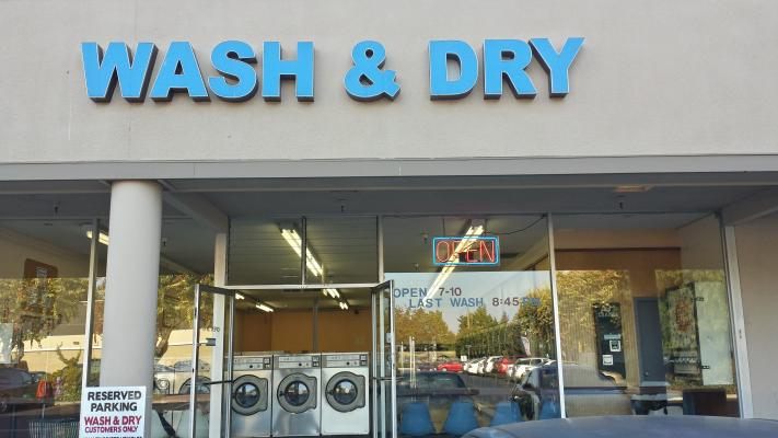 West San Jose, SF Bay Area Established Coin Laundy For Sale