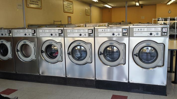 Established Coin Laundy Business For Sale