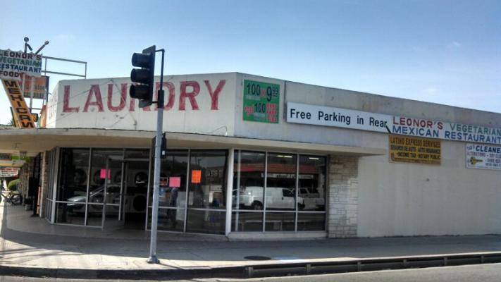 Los Angeles County Area Coin Laundry In Prime Location For Sale