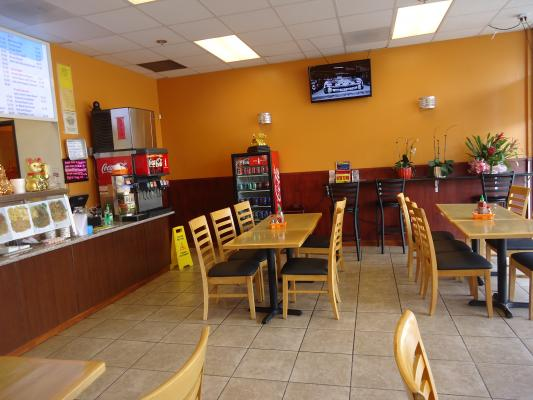 Lodi, San Joaquin County Chinese Delivery Take-Out Food Restaurant For Sale