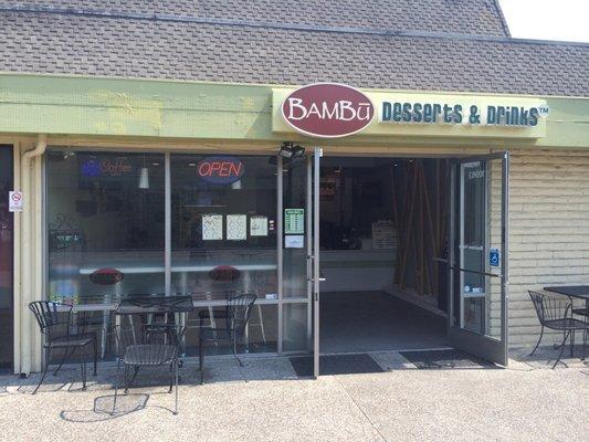BAMBU Desserts And Drinks Shop Business For Sale